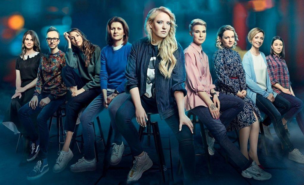 Шоу «Женский стендап» смотреть онлайн на ТНТ Премьер в личном кабинете